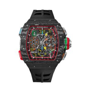リシャール・ミル Richard Mille 時計 オートマティック スプリッドセコンド クロノグラフ