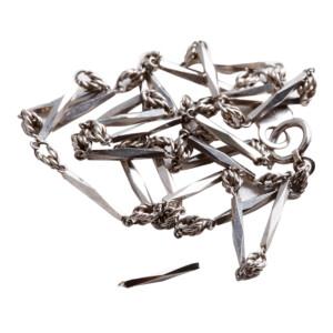 銀 ネックレス