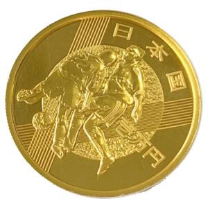FIFAワールドカップ記念1万円金貨