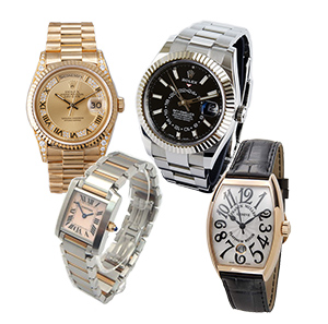 時計高価買取